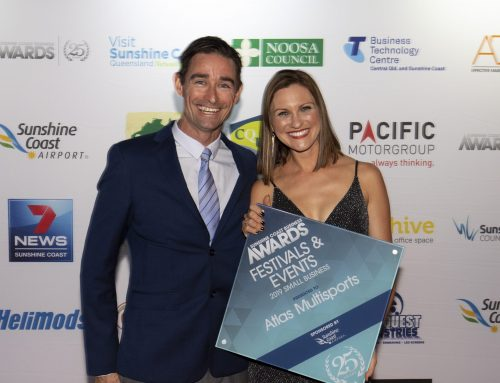 Sunshine Coast Business Awards Winners!